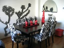 beauti elegant dining room with gothic nuancegothic tables uk