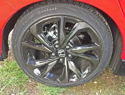 cheap tires for honda civic the 2017 honda civic hatchback displays an ideal balance of form