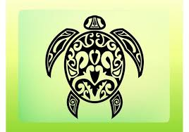 turtle tattoo vector download free vector art stock graphics