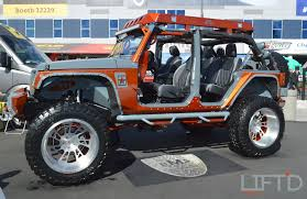 custom jeep interior sema 2015 top 10 lift u0027d trucks from sema u2013 lift u0027d trucks