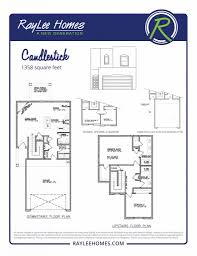 Single Family House Floor Plans by Stormcloud Homebuilders Albuquerque Custom Homes