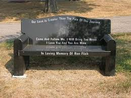 Commemorative Benches Memorial Benches Warren Monumentwarren Monument