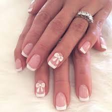 32 lovely bow nail designs nail design ideaz