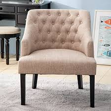 Contemporary Accent Chair Merax Contemporary Accent Chair Button Tufted Curved