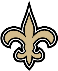 file new orleans saints logo svg wikimedia commons