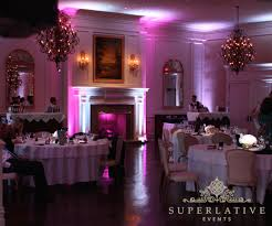 pink u0026 white uplighting perfect for valentines day