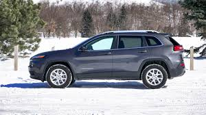 jeep cherokee blue 2015 jeep cherokee north 4x4 test drive review