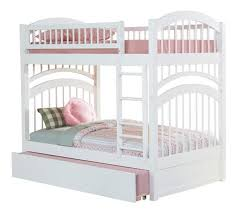 Best  Trundle Bunk Beds Ideas Only On Pinterest Cabin Beds - Girls white bunk beds