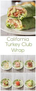 where to buy paleo wraps california turkey club wrap a delicious lunch lunch recipes