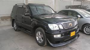 lexus car 2006 lexus lx series 2006 of mauoof member ride 15810 pakwheels