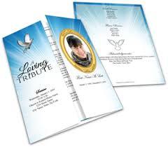 Funeral Program Designs Gatefold Funeral Program Templates Gatefold Funeral Program Sample