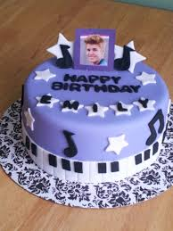 justin bieber cake chocolate with whipped ganache filling