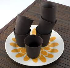 edible chocolate cups to buy how to make chocolate cups liquor filled chocolates pastry