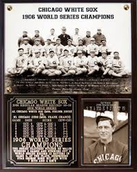 Chicago White Sox Map by Chicago White Sox 1906 World Series Champions Photo Plaque Ebay
