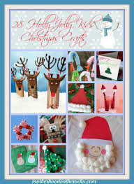 28 holly jolly christmas crafts for kids motherhood on the
