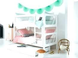 chambre fille lit superposé chambre fille lit superpose decoration chambre fille avec lit