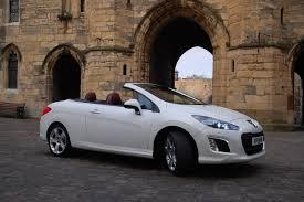 peugeot cabriolet peugeot 308 cc gt thp 200 road test petroleum vitae