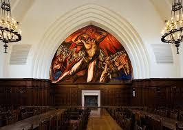 Jose Clemente Orozco Murales Universidad De Guadalajara by Prometheus 2017 Pomona College Museum Of Art
