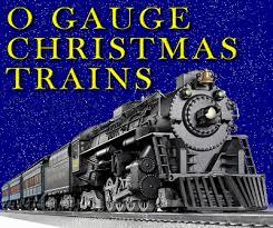 gauge christmas trains