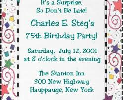 what to include in a birthday invitation choice image invitation