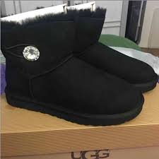ugg boots sale bailey button 45 ugg shoes ugg mini bailey button bling size 9 boots
