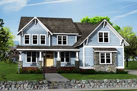 two story craftsman two story craftsman house plan with optional bonus room 500019vv