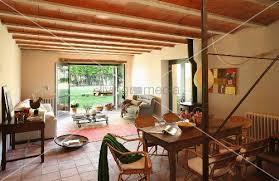 mediterrane wohnzimmer mediterranes ess und wohnzimmer bild kaufen living4media