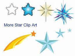 even more star clip art