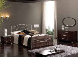 masculine silver metal bed frame feat cool wall sconce lighting in