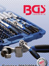 catálogo bgs tools