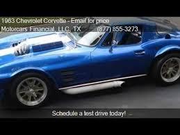 mongoose corvette 1963 chevrolet corvette mongoose motorsports grand sport cou