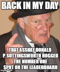Tobuscus Memes - back in my day meme imgflip