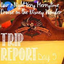trip report day 5 very merrytime 7 night western caribbean cruise