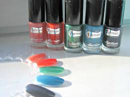 the treasure chest farmec spring nail polish collection and swatches