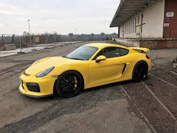 buy used porsche cayman used 2016 porsche cayman gt4 for sale in fife pistonheads