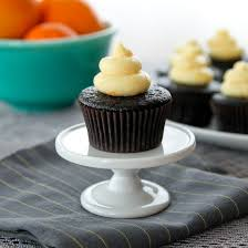chocolate orange creamsicle cupcakes snixy kitchen