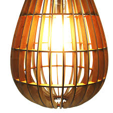 Laser Cut Lamp Shade Uk by Bb Workshops Shizuku Hanging Lamp Shade