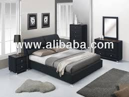 Black Leather Headboard Bedroom Set Leather Headboard Bedroom Set Faux Furniture King Size Sets Ikea