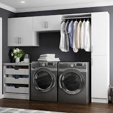 contemporary laundry room cabinets elegant laundry room with melamine cabinets contemporary laundry