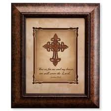 home accents decor house blessings 16x19 wall decor serve