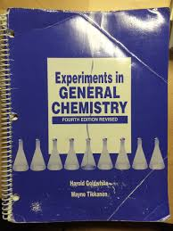 experiments in general chemistry fourth edition revised