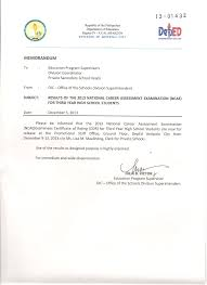 sample narrative report for preschool issuances deped antipolo