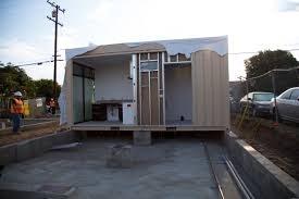Used Granny Pods For Sale Old Shipping Containers Will Be Turned Into Small Apartments For
