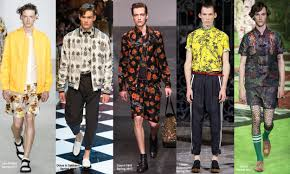 the top spring 2017 mens trends how to wear florals global