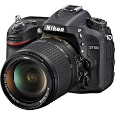 nikon d7100 dslr camera with 18 140mm lens 13302 b u0026h photo video