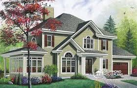 traditional house house plan w6816 detail from drummondhouseplans com