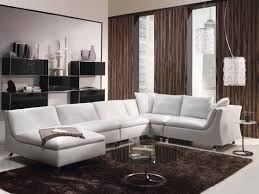 soft brown leather couch coffee table for small living room