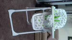 High Chair 3 Months Baby Reclining High Chair Second Hand Baby Items Buy And Sell