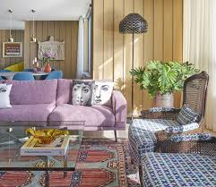 an interior designer helps his mother turn her 1960s chicago