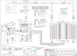 1 phase 3 wire 240v 1el wiring diagram
